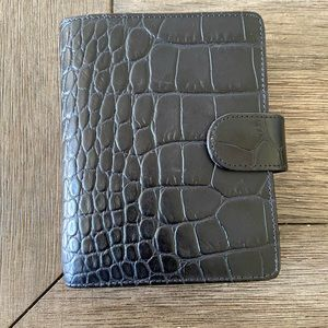 Filofax Pocket Croc